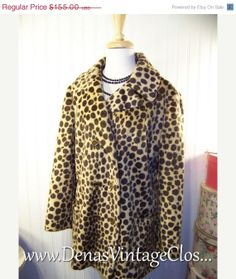 50 Off BLACK FRIDAY SALE Vintage 70s Faux by DenasVintageCloset, $77.50