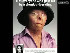 Drunk Driving is stupid. And the people who do it are even dumber & I have zero respect for those type of people. I refuse to surround myself with immature assclowns like that. I used to be one of those assclowns, but managed to pull my head out of my ass so I don't make people like this young girl pictured above, a victim of my immaturity.