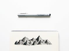 Mountain by Christopher Perry
