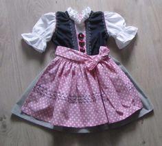 NEW ^German^^Austrian^ Toddlers Dirndl Dress + Apron 1 T years Dirndl Dress, Apron, Claire, Toddlers, Skirts, German, Beautiful, Dresses, Baby