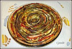 Espiral verduras