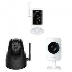 6. D-Link 3 Camera Starter Kit