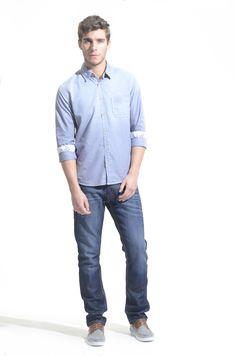Camisa Fun Jeans