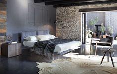letto Rossetto collezione flexa  #itesoricoloniali #letto #bed #arredamenti #casa #reggioemilia #homestaging #design #flexa #moderno  #homestaging