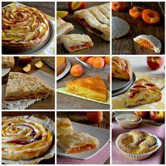 Ricette con pesche e albicocche, semplici ricette a base di frutta per tutti i…