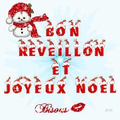 joyeux noel biz a vous tous jojo Gif Noel, Christmas Time, Christmas Ornaments, Gifs, Happy New Year, Happy Birthday, Messages, Retro, Holiday Decor