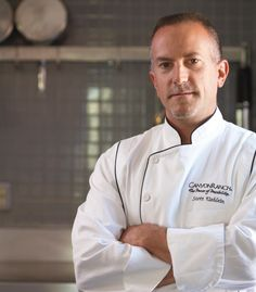 Nutritious Cooking Tips + Healthy Recipe from Canyon Ranch Corporate Chef Scott Uehlein