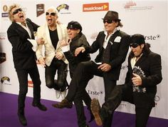 the Scorpions | German band, The Scorpions hanging up their hats after 40 years of ...