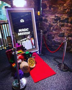 Ενοικίαση Mirror Photo booth   Εταιρικες εκδηλώσεις   Γάμος   Βάπτιση Magic Mirror, Arcade Games, Science Fiction, Fantasy, Creative, Sci Fi, Fantasy Books, Fantasia