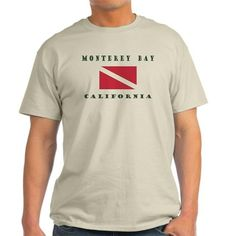 Monterey Bay California T-Shirt