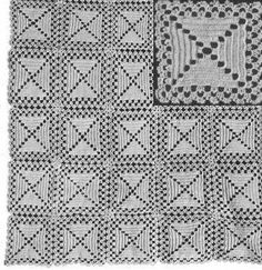 CROCHETED BEDSPREAD PATTERNS « CROCHET FREE PATTERNS