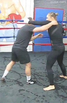 Sumi gaeshi frontale, judo di Ronda Rousey