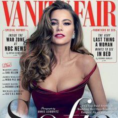 We loved waking up to see @sofiavergara wearing #BenAmun earrings on the new @vanityfair May cover!