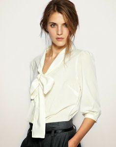 Inspiracje: piękne, eleganckie bluzki i topy