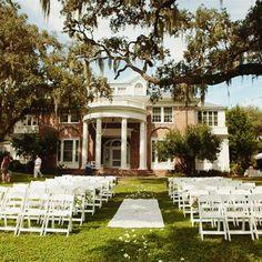 The Duncan House At Tavares FL Central Florida Wedding Venues