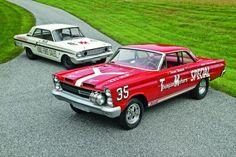 Thunderbolt & Lightweight - 1964 Ford Thunderbolt, 1965 Mercury Comet B/FX - A circle of Maryland drag race history