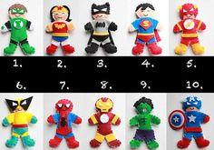 Super Hero Baby Mobile Superhero Baby Crib by SweetDreamsBabyShop