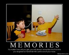 Memories - Demotivational Poster