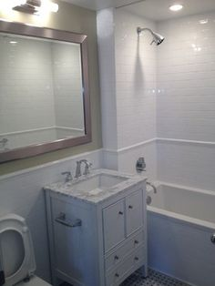 Recent - traditional - bathroom - new york - FDR Contracting Inc.