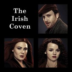 The Irish Coven