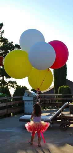 balloons on d day
