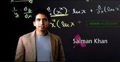 MEC vai distribuir aos professores vídeos da Khan Academy - http://pnld.moderna.com.br/?p=3576