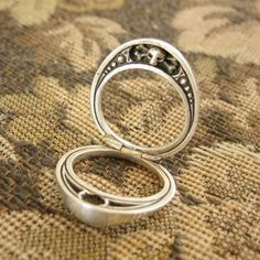 $240 Momento Mori Ring. Looks beautiful closed, and inside, is the reminder. I think it's very important to remember that you will die. It eases your fear of it, and makes your life more precious. I would like to have this ring.