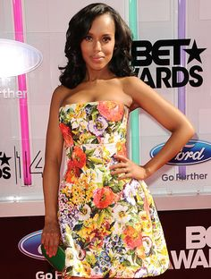 Pin for Later: The Emmy Presenters List Keeps Getting More Awesome Kerry Washington Up for her role on Scandal, new mom Kerry Washington is on the list of presenters.