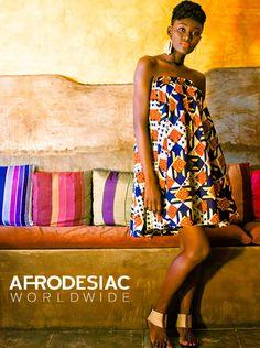 A modern twist on the classics... Afrodesiac Worldwide offers a cultural reinterpretation of retro design.