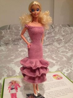 1000+ images about Barbie Knitting & Makes on Pinterest Barbie clothes,...