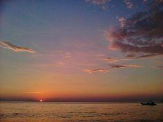 The beautiful sunset of Possidi Sunrises, Beach Fun, Beautiful Sunset, Beaches, Victoria, Outdoor, Outdoors, Sands, Sunrise