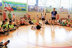 На Камчатке прошел всероссийский детский футбольный фестиваль «Мяч на краешке земли»
