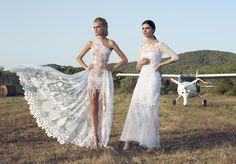 Charo Ruiz presenta un avance de su colección de #vestidosdefiesta para esta #Navidad #tendencias #moda #estilo #transparencias #bodas #encaje #CharoRuizIbiza #trajesdenoche
