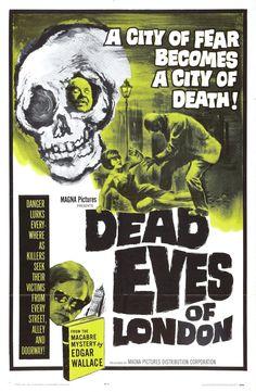 Dead Eyes of London aka Die toten Augen von London  (1961)