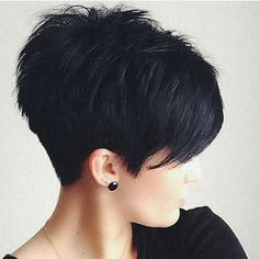 Long Soft Pixie Hairstyles Pictures