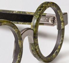 54c9a881e5 Italian Marble Eyewear by Budri