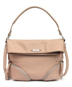 Loving this Dusty Pink Sabrina Crossbody Bag on  zulily!  zulilyfinds Dusty  Pink, be25b919e3