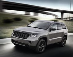 Jeep Grand Cherokee S Limited. May not be able to get this model but this is the color i want