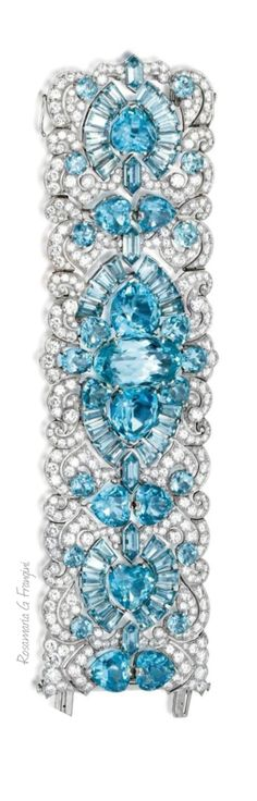 Rosamaria G Frangini | My Blue Jewellery | Cartier