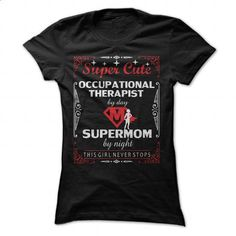 Awesome Occupational Therapist - #creative gift #bridal gift. ORDER NOW => https://www.sunfrog.com/Funny/Awesome-Occupational-Therapist-159592572-Ladies.html?60505