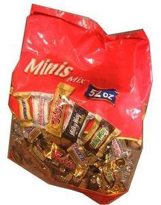 Mars Minis Mix Variety Candy - 52 oz: http://www.amazon.com/Mars-Minis-Mix-Variety-Candy/dp/B0016P26CS/?tag=httpbetteraff-20