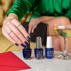 OPI (@opi) • Instagram photos and videos Opi, Diy Manicure, Nail Polish Colors, Let It Be, Photo And Video, Nails, Instagram, Videos, Photos