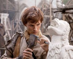Eddie Redmayne the perfect Jack in The Pillars of the Earth