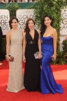 Melissa Fumero, Chelsea Peretti, & Stephanie Beatriz