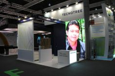 #Tecnotree stand at last #MWC14 edition in #Barcelona