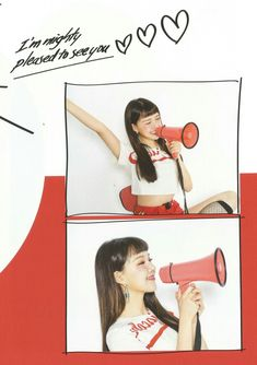 Kpop Girl Groups, Kpop Girls, G Friend, Lock Screen Wallpaper, Korean Girl, Polaroid Film, In This Moment, Entertaining, Music