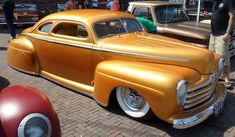 Lowrider, Car Tv Shows, Vintage Cars, Antique Cars, Art Deco Car, Classy Cars, Old Fords, Lead Sled, Automobile
