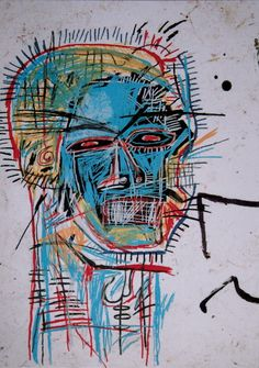 MANUFACTORIEL — artimportant: Basquiat - Untitled Head, 1982