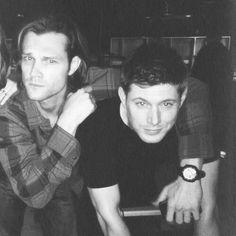 Jared Padalecki & Jensen Ackles | Supernatural