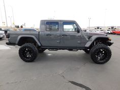 Used Jeep, New Car Smell, Usa Cities, Jeep Gladiator, Custom Wheels, Jeep Truck, Rubicon, Four Wheel Drive, Get Directions